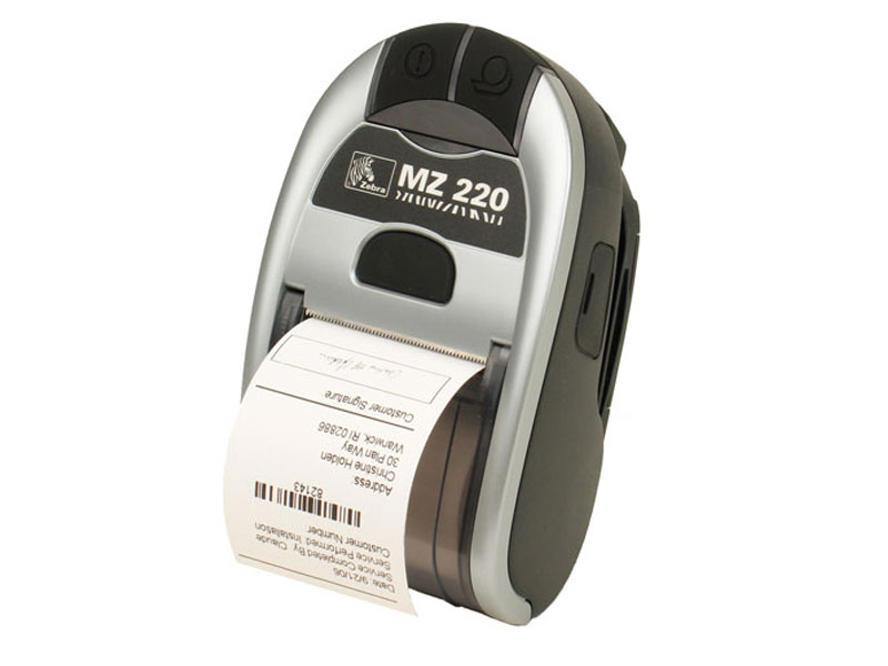 Zebra MZ 220 Refurbished