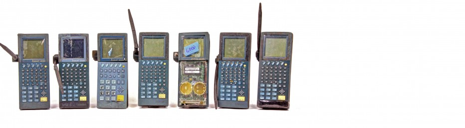 Intermec Handheld Terminals