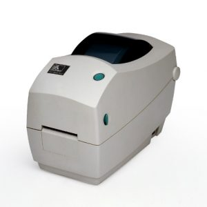 Zebra TLP 2824 Plus Thermal Transfer Desktop Printer