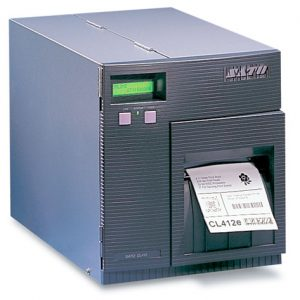 Sato CL412E Barcode Printer